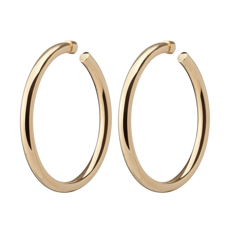 "Jennifer Fisher 2"" Samira hoops"