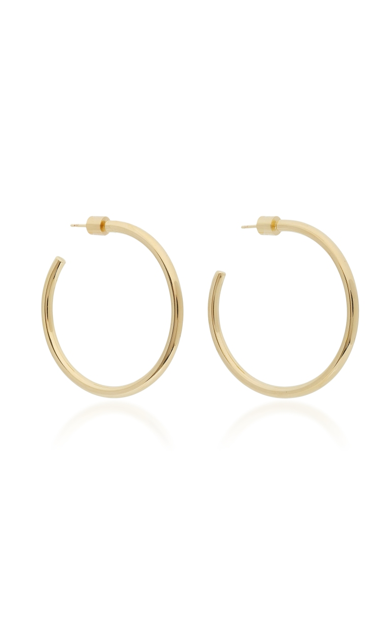 Jennifer Fisher Baby Classic Hoop Earrings