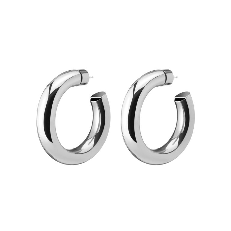 Jennifer Fisher Mini Jamma Hoop Earrings