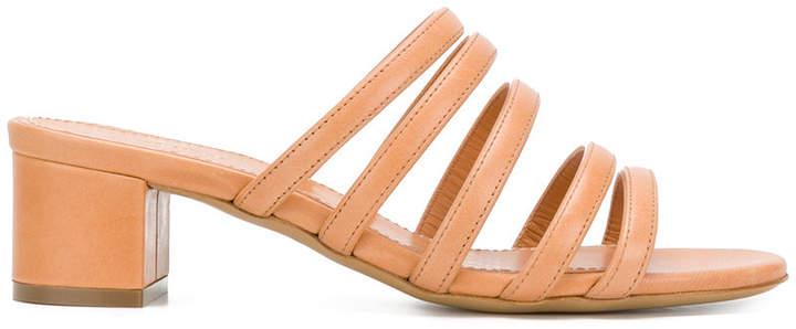 Mansur Gavriel strappy sandals