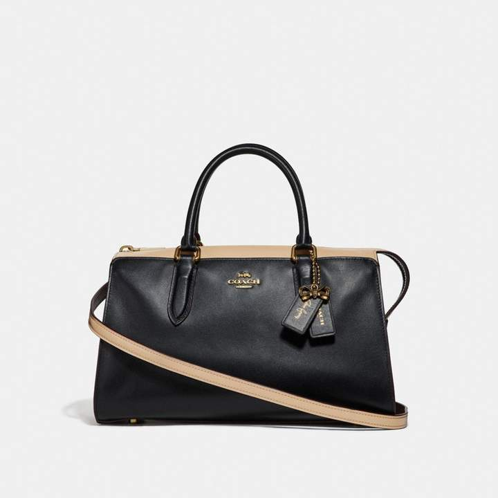 Coach x Selena Bond bag in Colorblock