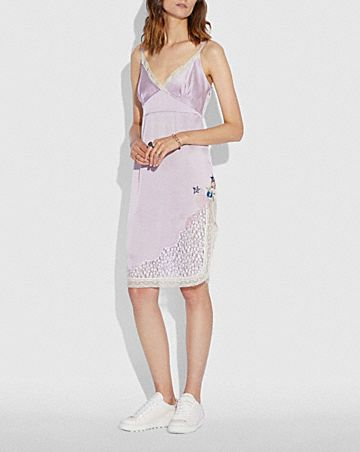 Coach x Selena Slip Dress