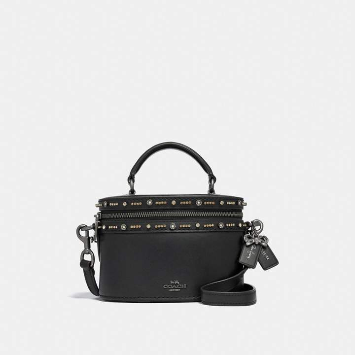 Coach x Selena Trail bag With Crystal Embellishment