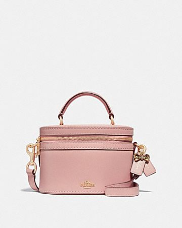 Coach x Selena Trail Bag