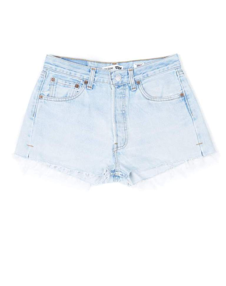 Re/Done no. 24ts1148910 Shorts
