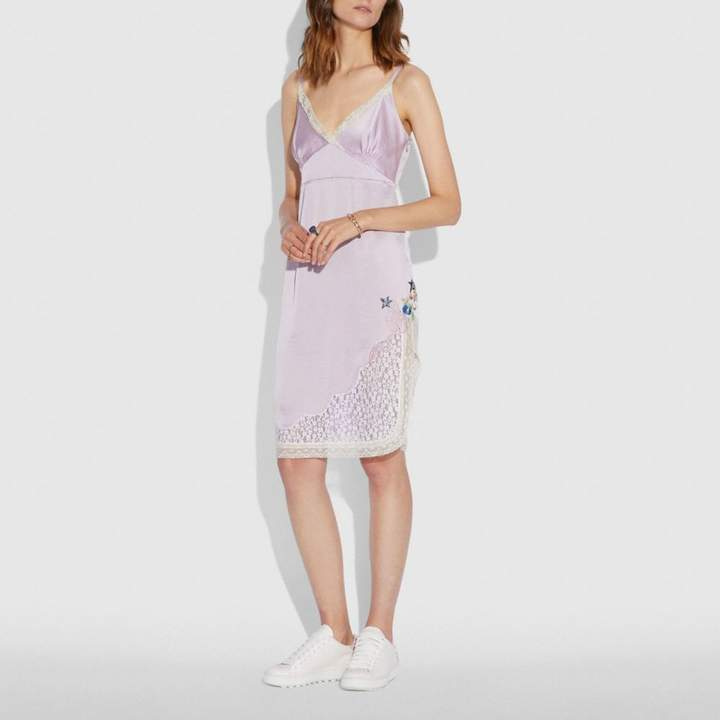 Coach x Selena Slip Dress v2