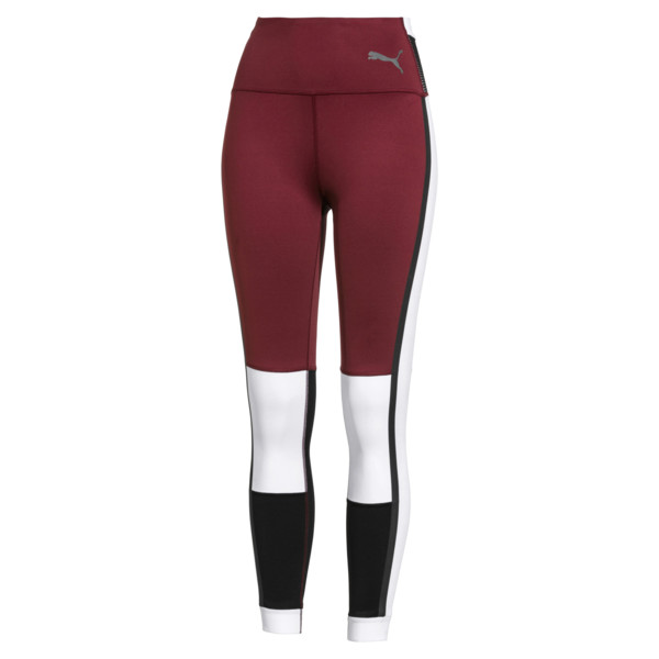 PUMA x SELENA GOMEZ Women's 78 Training Leggings red