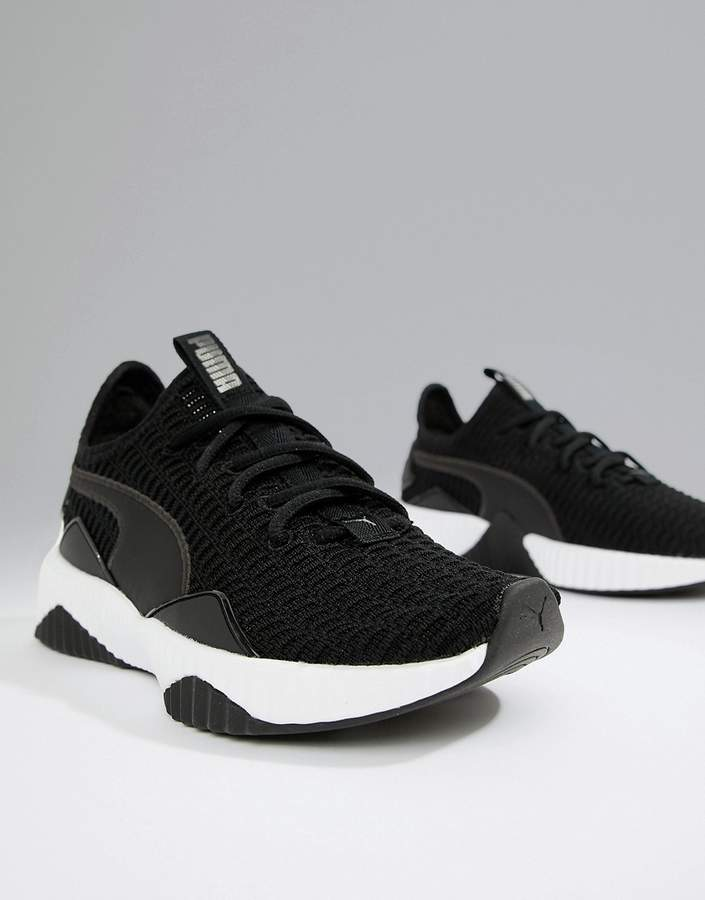 Puma Training Defy Trainers In Black
