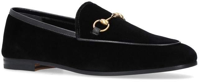Gucci Suede Jordaan Loafers.jpg