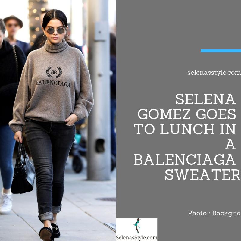 Selena Gomez Style Blog – The Ultimate Destination for Selena ... c6880d318
