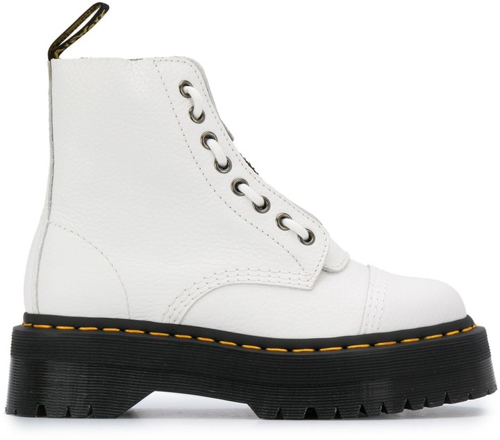 Dr Martens Sinclair leather ankle boots v2