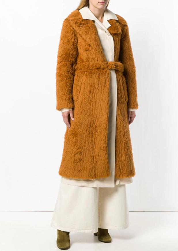 Sies Marjan Long coat v2