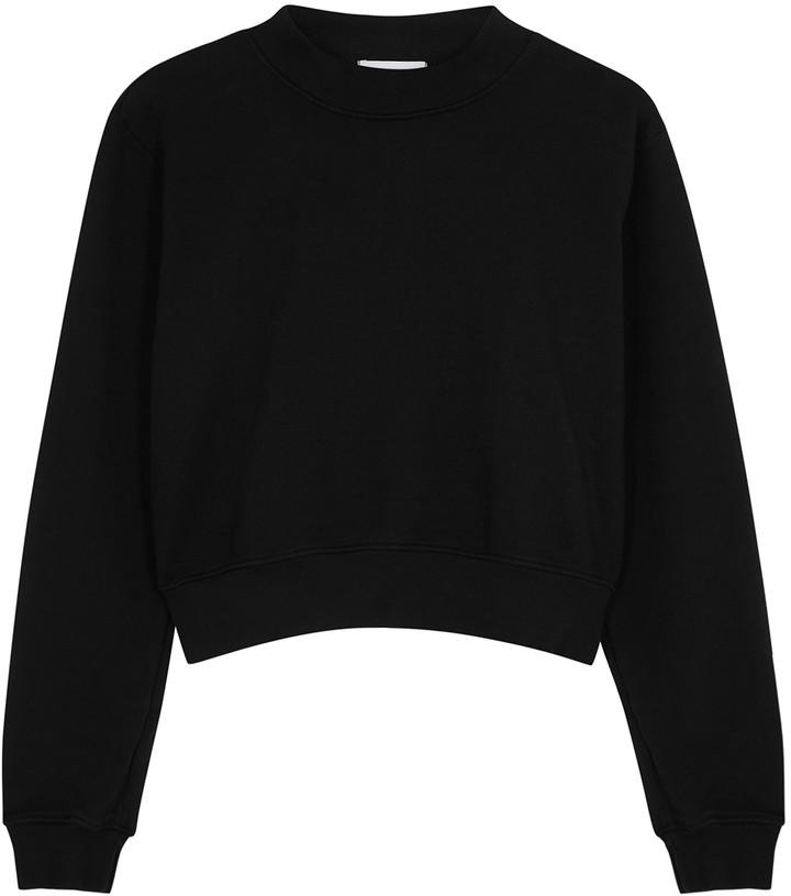 Cotton Citizen Milan Black Cotton Sweatshirt