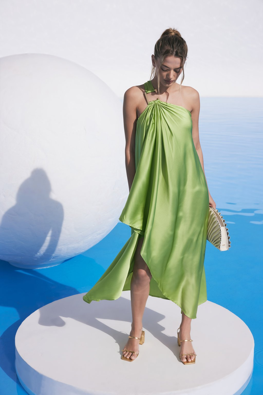 Cult Gaia Manu Gown