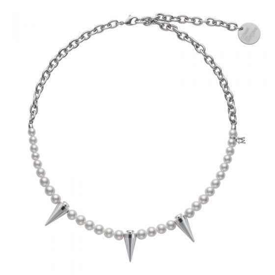 Mikimoto x Comme des Garçons Necklace