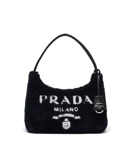 Prada Re-Edition 2000 terry mini-bag