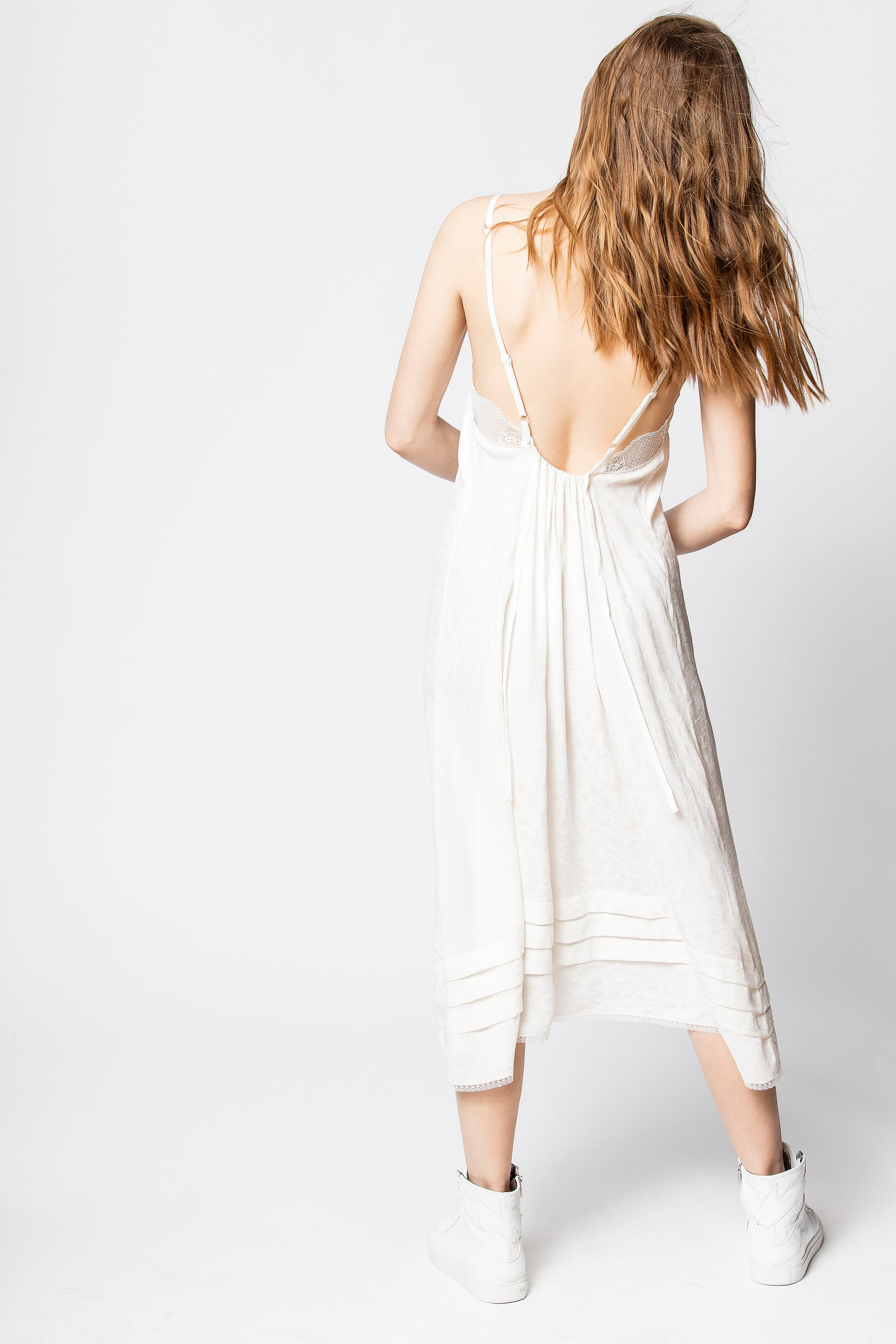 Zadig & VoltaireReally Jac Leo Dress back view